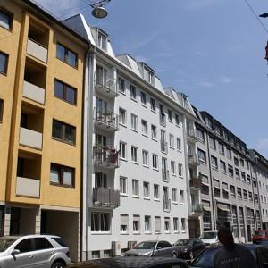 Mehrfamilienhaus Landwehrstr