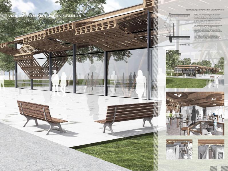 Entwurf Vereinsheim 2