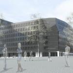 Visualisierung Gebäudehülle